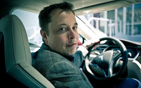 Tesla downgrada il software Model S dell'hacker Huges | green car | Scoop.it
