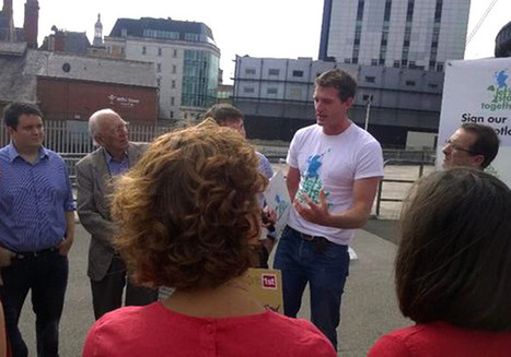 Disappointing Welsh turnout for Dan Snow's 'Let's Stay Together' rally | Referendum 2014 | Scoop.it