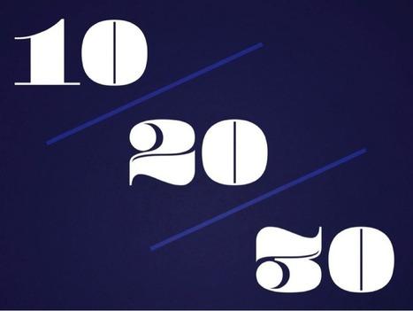 Guy Kawasaki's 10-20-30 Rule for Presentations | Modern Marketing and PR | Scoop.it