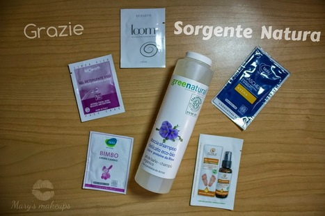 Mary's makeups: Recensione shampoo Green Natural da Sorgente Natura | Food, Drinks and Life | Scoop.it