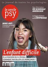 L'enfant difficile | Le Cercle Psy | Scoop.it