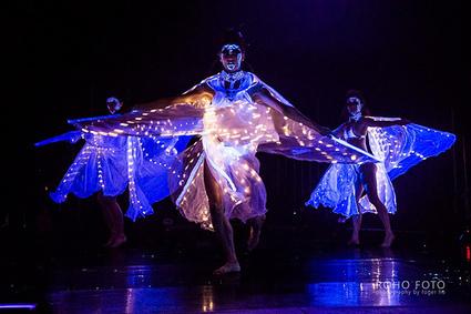 Quixotic Set for Lightning in a Bottle, KC Fringe, Wanderlust, ARISE and Crossroads KC, Summer 2013 | Broadway World | OffStage | Scoop.it