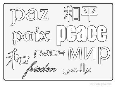 Colección de materiales, enlaces y documentos para trabajar el día de la Paz | Las TIC y la Educación | Scoop.it