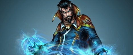 Dr. Strange Movie Likely Happening Sooner Rather Than Later - Cinema Blend | Animated... | Scoop.it