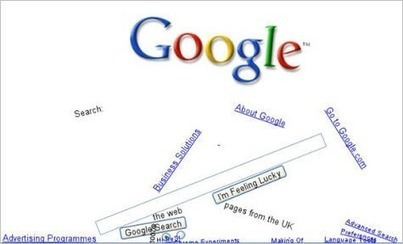 Google Gravity I'm Feeling Lucky | AreL | Technology | Scoop.it