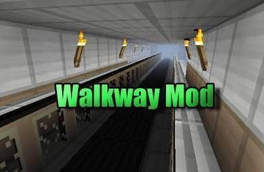 Walkway Mod for Minecraft (1.8/1.7.10/1.7.2) | MinecraftMods | Scoop.it