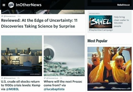 blogorrhea: An Orgy of Curation | Social reporting | Scoop.it