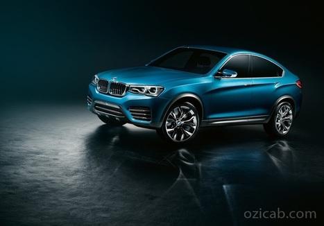 BMW X4 Concept Gün Işığına Çıktı! | Ozicab.com - Aradığınız Her Şey Tek Bir Adreste! | Scoop.it