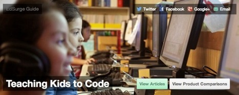 """Teaching Kids to Code"" Guide: A Fantastic Resource - GeekDad (blog) 