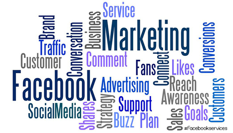 How to Use Facebook Services for Marketing? | Social Media | Scoop.it
