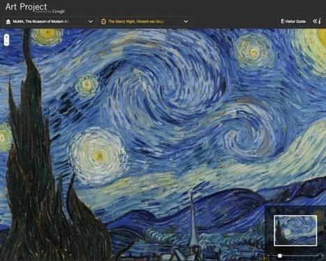Deux ans après son lancement, Google Art Project fait son premier bilan | Réinventer les musées | Scoop.it