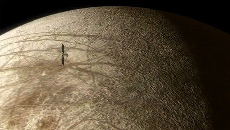 NASA going to Jupiter moon Europa to hunt for water, keys to life | Europa News | Scoop.it