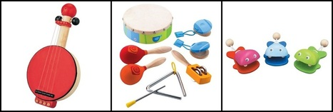 Make Learning Fun for Your Little one with Musical Toy Instruments | Online Toys For Kids | Scoop.it