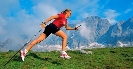 Nordic Walking | The evolution of walking | Scoop.it