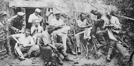 Verdún, toda la primera Guerra Mundial en una batalla | La Primera Guerra Mundial 1914-1918 | Scoop.it