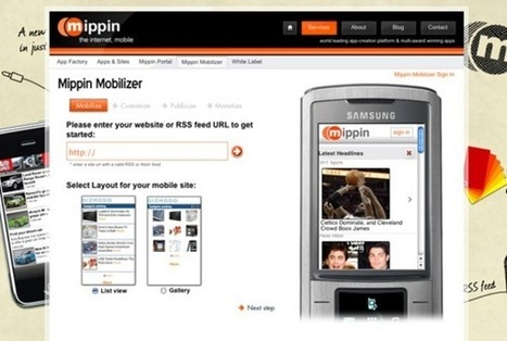 11 Excellent Solutions for Making Your Website Mobile Friendly | NeverLate is better | Scoop.it