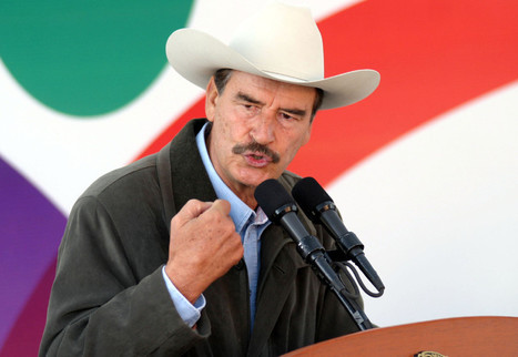 Pelosi, Vicente Fox plot to defeat Trump, Mexican calls Trump voters lazy drunks | THE MEGAPHONE | Scoop.it