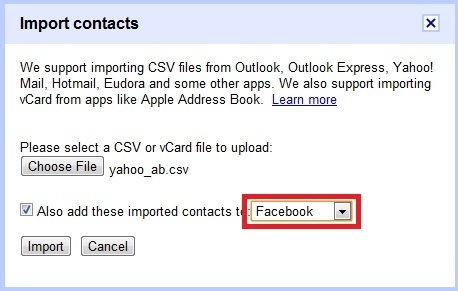 How to Import Facebook Friends Into Google+ | Google+ & Google News | Scoop.it