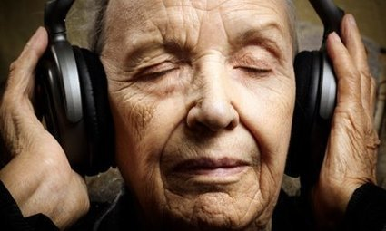 For Dementia, Give the Gift of Musical Memories | CPI | Alzheimer's and Dementia Care | Scoop.it