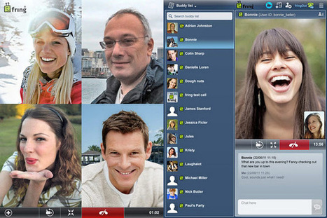 Apps in Education: 4 Way Video Calls on iPad | Tic au collège | Scoop.it