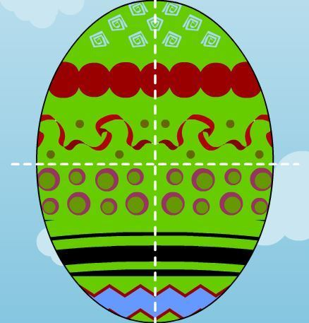 Decorar Ovos de Páscoa | Jogos n@ Pré | Scoop.it