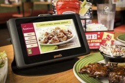 Save a Tree – Use a Tablet for Your Restaurant Menu | food | Scoop.it