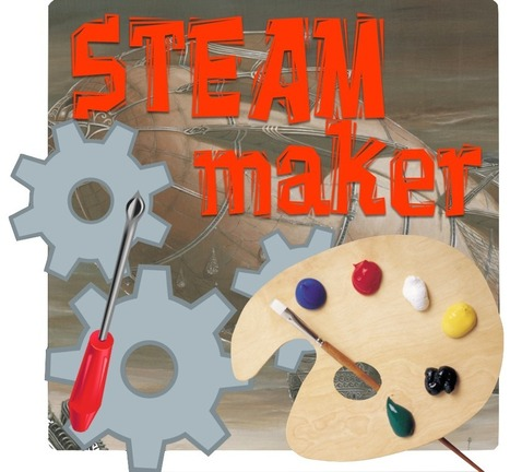 STEAMmaker Camp | ESSDACK.org | All Things Common Core | Scoop.it