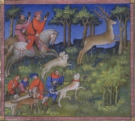 The Prince, the Park, and the Prey: Hunting in and around Milan in the Fourteenth and Fifteenth Centuries | Anthropology, Archaeology, and History | Scoop.it