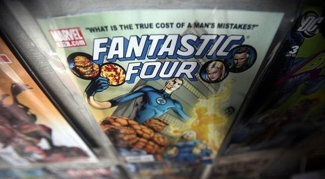 Two big reasons to buy comic books for your kids | Deseret News National | Educational Resources and Insight | Scoop.it