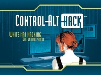 Control-Alt-Hack: delightful strategy card game about white-hat hacking | Tracking Transmedia | Scoop.it