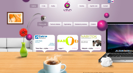 How To Make Cerebellum Creative Website Design Arkansas | Leepeterr | Scoop.it