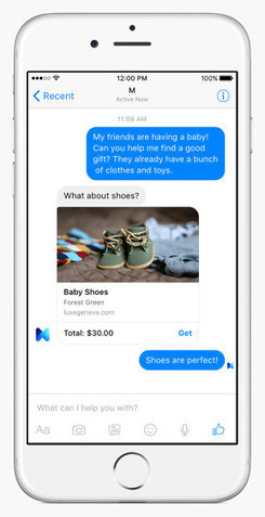 Facebook Launches M, Its Bold Answer to Siri and Cortana | Knowmads, Infocology of the future | Scoop.it