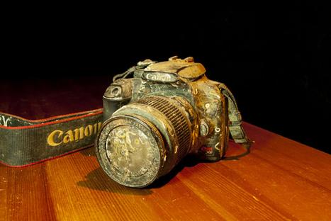 Google+ reunites owner, lost waterlogged camera - CBS News | Vintage Snapshots | Scoop.it