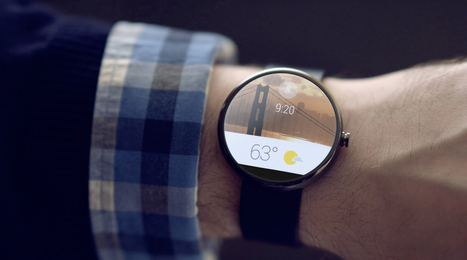All You Need to Know About Android Wear - Fashion Gadgets | Wearable Technology | Scoop.it