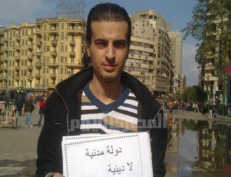 Maikel Nabil recounts his prison experience   Égypt-actus   Scoop.it