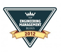 Top 25 Engineering Management Blogs of 2012 | How to set up a Consulting Services Business | Scoop.it