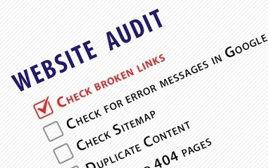 Website Audit - What Should You Look Out For | web design | Scoop.it
