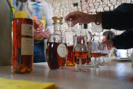Balade Gourmande dans le vignoble de Grande Champagne, sa gastronomie, ses paysages, son architecture et son histoire | Demeure d'hôtes de charme en Charente | Scoop.it