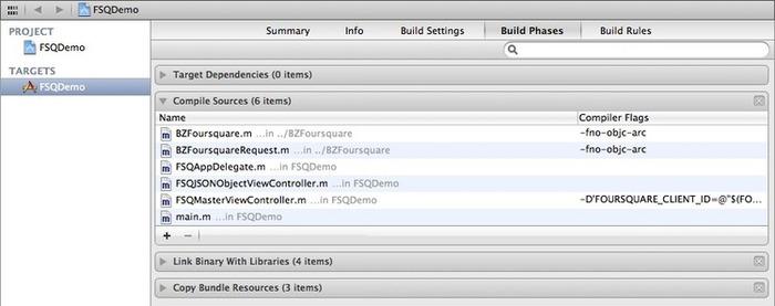 Foursquare iOS API | iPhone and iPad development | Scoop.it