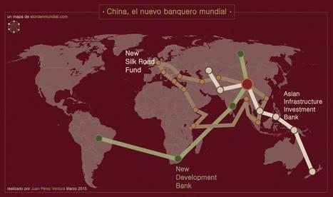 China, el nuevo banquero mundial - El orden mundial en el S.XXI | GEOGRAFIA SOCIAL | Scoop.it
