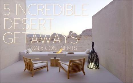 5 Incredible Desert Getaways on 5 Continents | desert photography | Scoop.it
