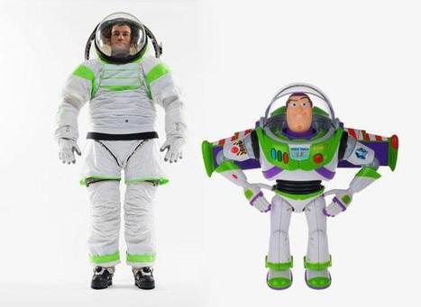 La nouvelle combinaison spatiale des Américains volée à Buzz L'Eclair? | La science en effervescence | Scoop.it