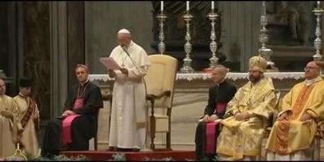 El Papa pide respeto a todas las creencias, incluso la de los ateos :: Otras confesiones :: Religión Digital   WWG Spanish   Scoop.it