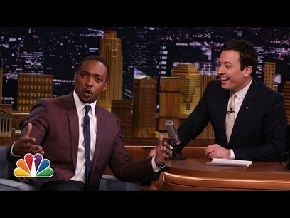 Anthony Mackie Is Flying on Screen | Marketing | Scoop.it