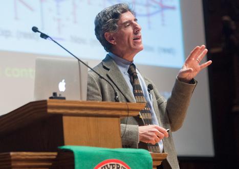 Neuroscientist Richard Davidson on Well being | WUSTL Magazine | Washington University in St. Louis | SHS GCSE Psychology | Scoop.it