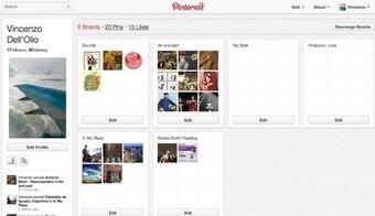 Tag Matter: Pinterest, stato dell'arte e prime riflessioni strategiche | Dall'Enterprise 2.0 al 3.0 | Scoop.it