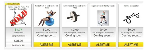 Get Fit With These Workout Geared Auctions on DealDash | Deal Dash Tips | Scoop.it