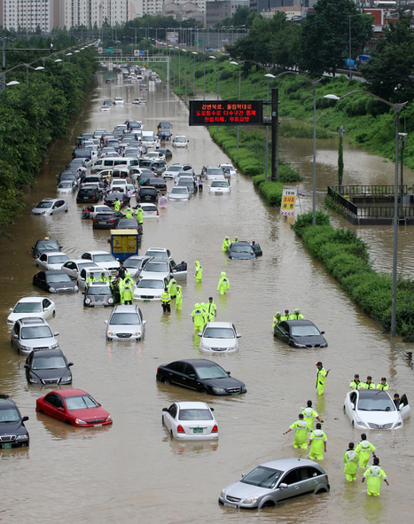 South Korean deluge | Photojournalism - Articles and videos | Scoop.it