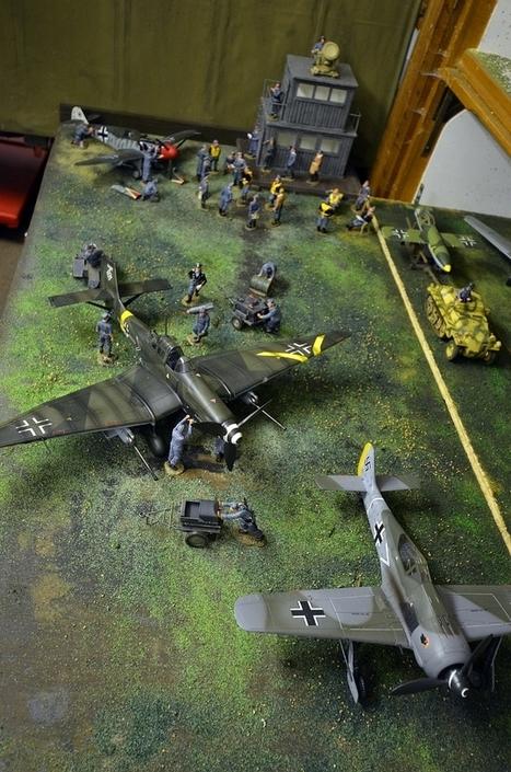 luftwaffe | Military Miniatures H.Q. | Scoop.it