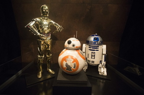 Star Wars: these could be the droids we're looking for in real life | The Robot Times | Scoop.it